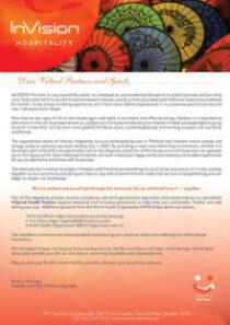 CEO letter June 2020